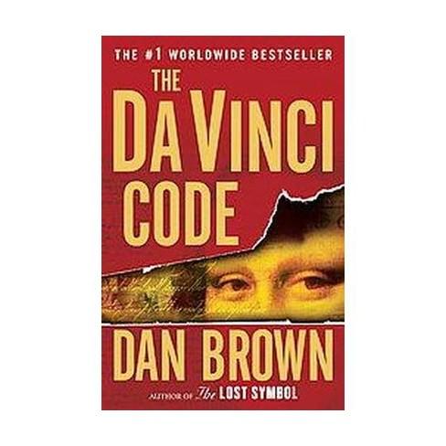 The Davinci Code Paperback By Dan Brown Target