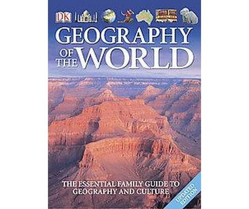 Geography of the World (Reprint) (Paperback) (Simon Adams & Anita Ganeri & Ann Kay & Ann Kramer & Claire - image 1 of 1