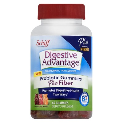 Probiotics: Digestive Advantage Prebiotics + Probiotic Gummies