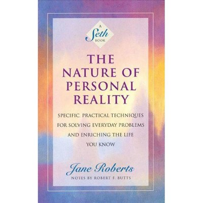 Seth Book The Nature Of Personal Reality