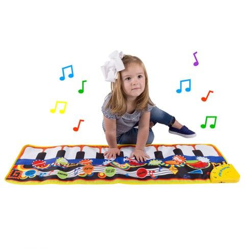 Hey! Play! Step Piano Mat Keyboard - image 1 of 4