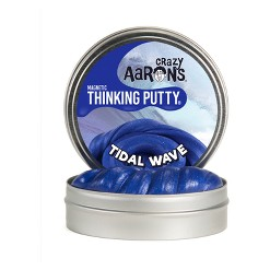 Crazy Aaron's Thinking Putty - Magnetic Tidal Wave
