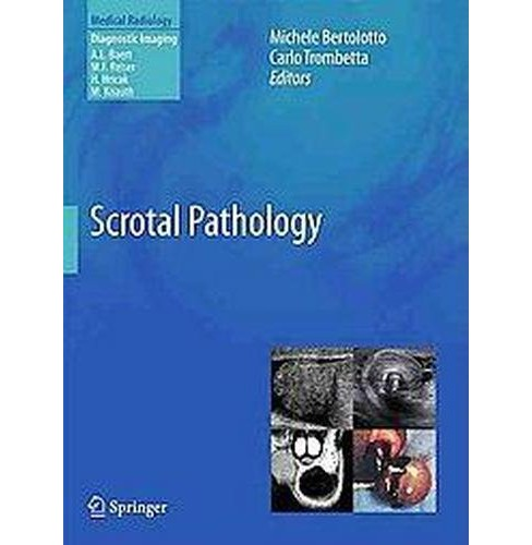 Scrotal Pathology (Hardcover) - image 1 of 1