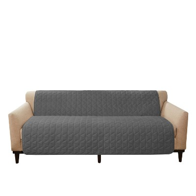 Armless Sofa Furniture Protector - Sure Fit