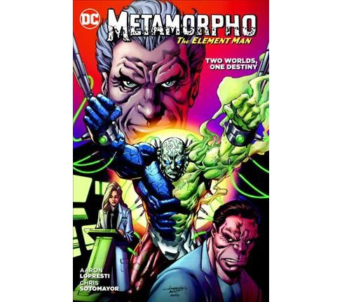 Metamorpho : Two Worlds, One Destiny (Paperback) (Aaron Lopresti) - image 1 of 1