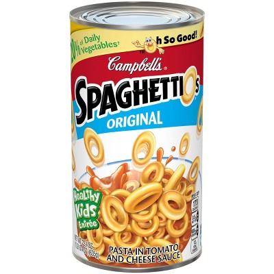Campbell's SpaghettiOs Original - 22.4oz