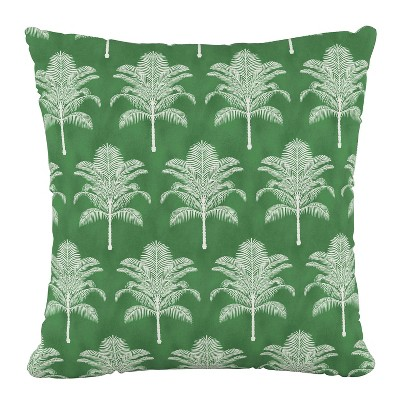 Outdoor Throw Pillow Palm Life Verde  Furniture Mfg - Skyline Furniture