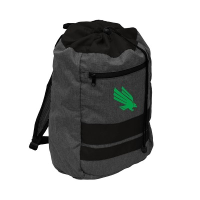 NCAA North Texas Mean Green Journey Drawstring Backpack