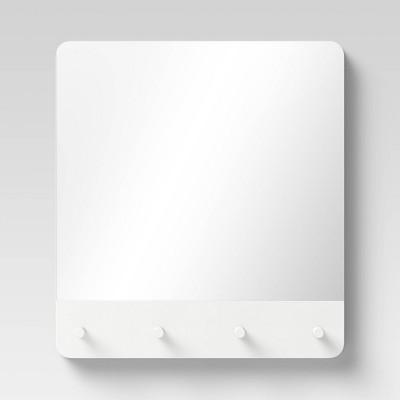 Peg Decorative Wall Mirror - Room Essentials™