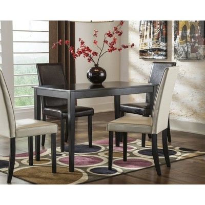 Kimonte Rectangular Dining Room Table Wood/Brown   Signature Design By  Ashley