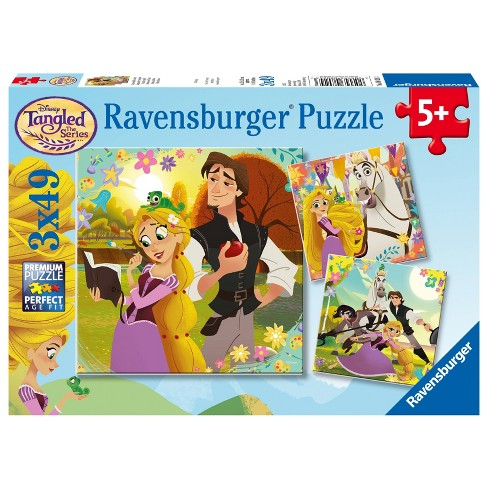 Ravensburger Tangled TV Series Puzzles 147pc - image 1 of 4