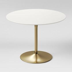 Braniff Round Dining Table Metal Base - Project 62™