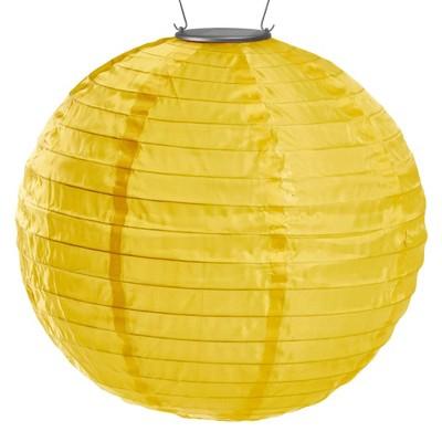 "Allsop 14"" x 14"" Soji Illume Solar Outdoor Lantern"