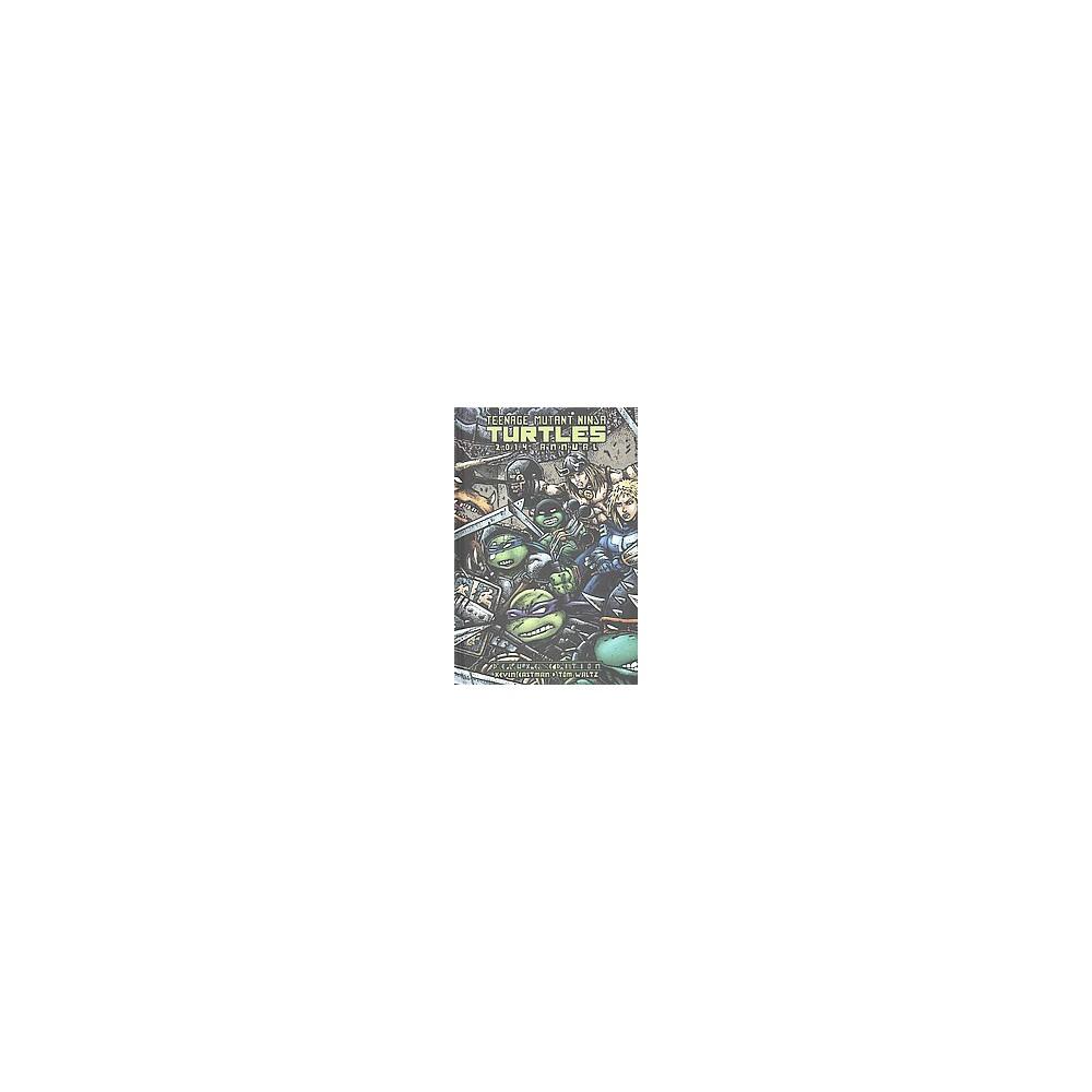 Teenage Mutant Ninja Turtles 2014 (Deluxe / Annual) (Hardcover) (Kevin Eastman & Tom Waltz)