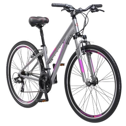 d9cb05db810 Schwinn Hybrid Bike Women's Trailway - Gray 28