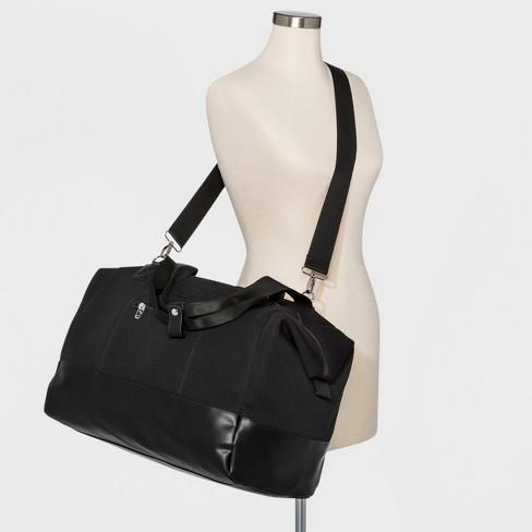 Neoprene Weekender Bag - JoyLab™ Black   Target 88315b2edb