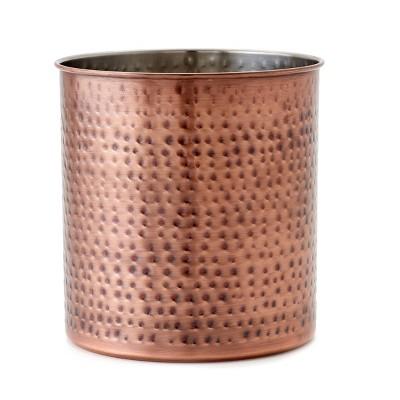 Old Dutch Copper Jumbo Utensil Holder