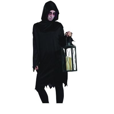Northlight Black Grim Reaper Men's Adult Halloween Costume - Small