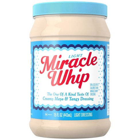 Miracle Whip Lite - 15oz - image 1 of 4