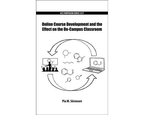Online Course Development and the Effect on the On-Campus Classroom (Hardcover) - image 1 of 1