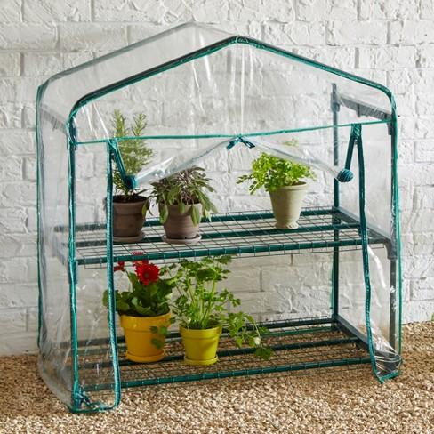 Educational Insights GreenThumb Greenhouse With Vinyl Cover - image 1 of 4