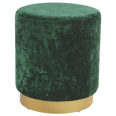 Lancer Accent Ottoman Green - Signature Design by Ashley