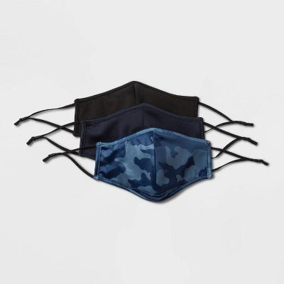 Facemask 3pk Camo - All in Motion™
