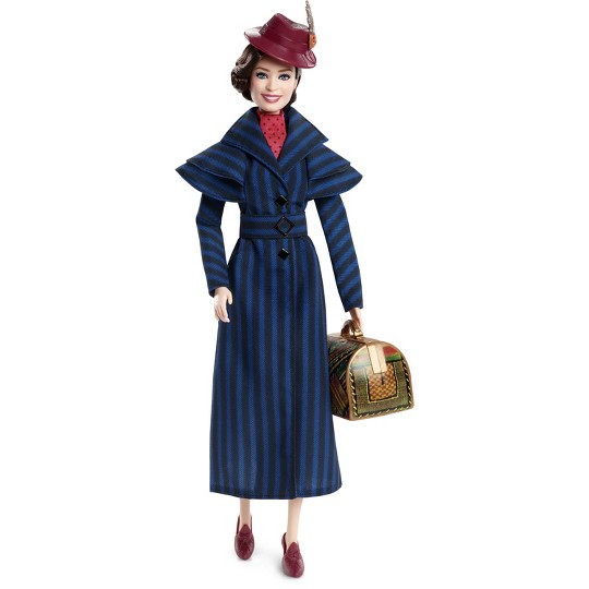 Barbie Collector Disney's Mary Poppins Returns: Mary Poppins Doll image number null