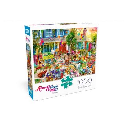 Buffalo Games Aimee Stewart: Yard Sale Jigsaw Puzzle - 1000pc