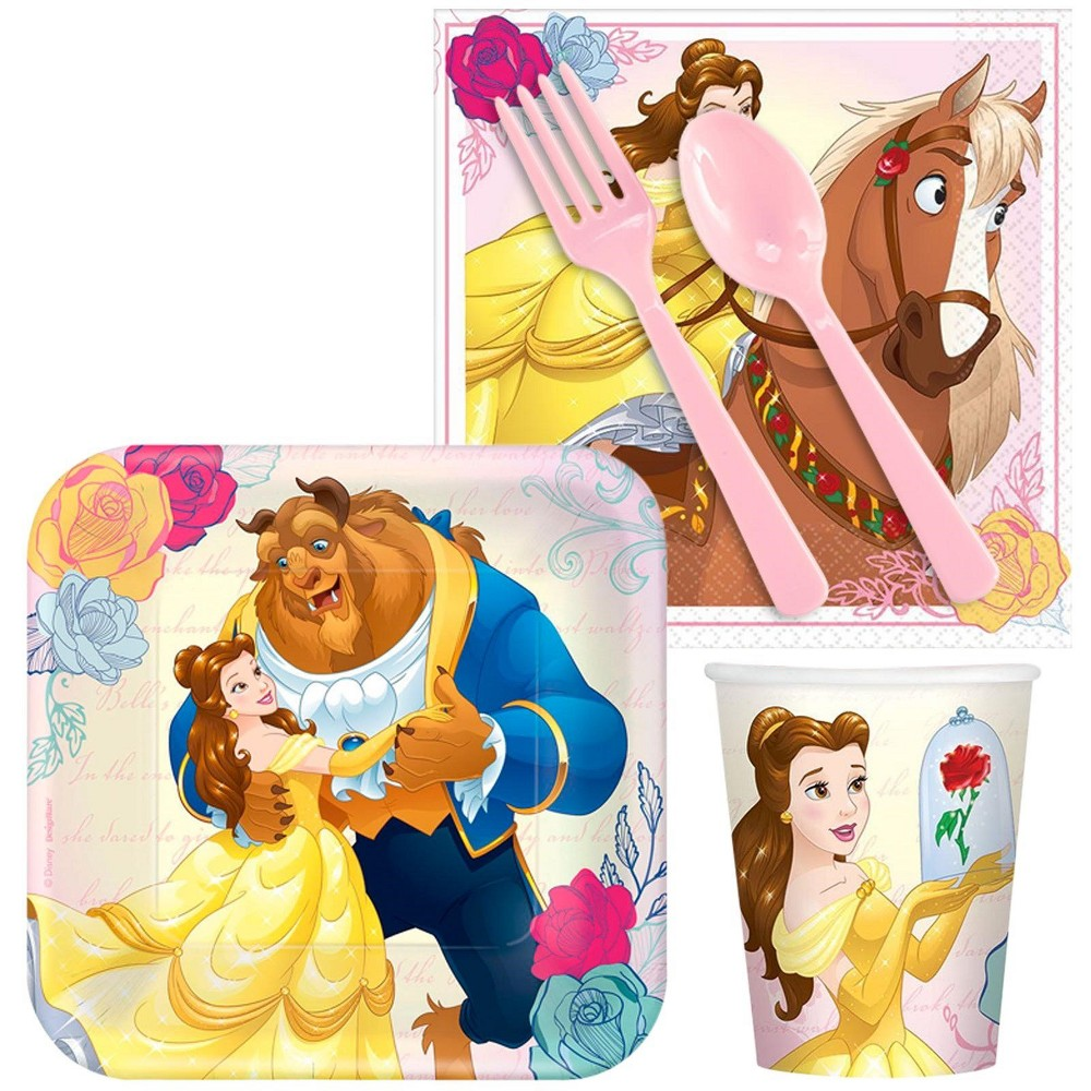 16ct Beauty and the Beast Snack Pack