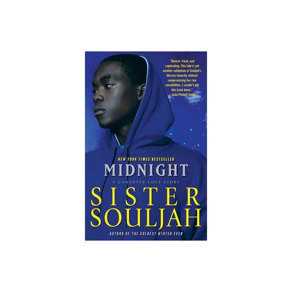 Midnight Reprint Paperback By Sister Souljah