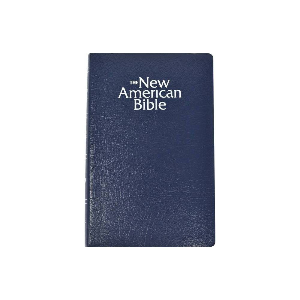 Gift And Award Bible Nabre Leather Bound