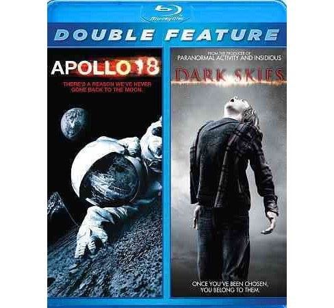 Apollo 18/Dark Skies (Blu-ray) - image 1 of 1