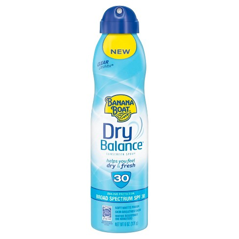 Banana Boat Dry Balance Sunscreen Spray - SPF 30 - 6oz - image 1 of 1