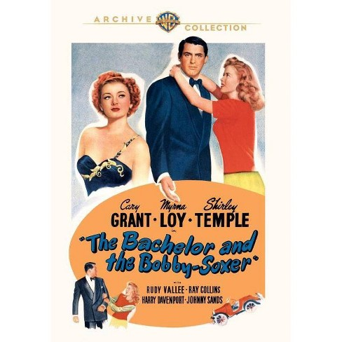 The Bachelor And The Bobby-soxer (DVD) - image 1 of 1