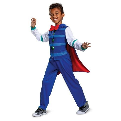 Toddler Boys' Super Monsters Drac Shadows Halloween Costume 3T-4T - image 1 of 1
