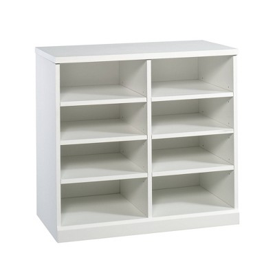 Craft Pro Series Open Storage Cabinet White - Sauder