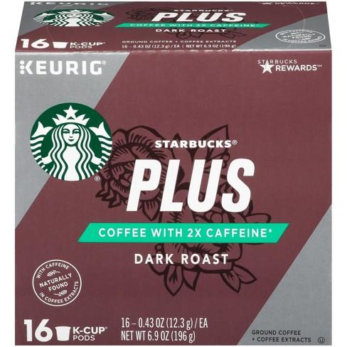 df1a31bb108 Starbucks Plus Dark Roast Coffee - Keurig K-Cup Pods - 16ct : Target
