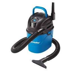 Vacmaster 1.5-Gallon Wet/Dry Vac with Bonus Car Nozzle