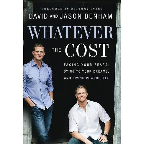 Whatever the Cost - by  David Benham & Jason Benham (Hardcover) - image 1 of 1