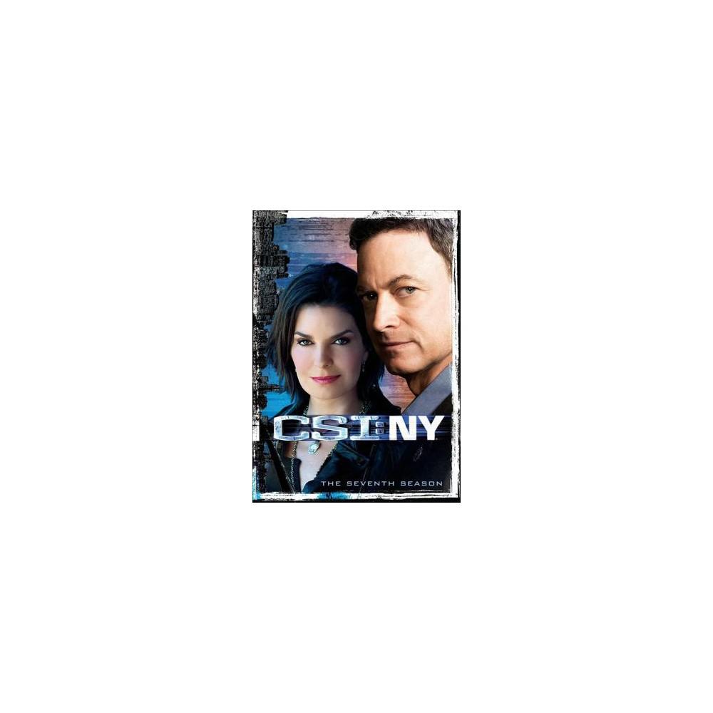 Csi: NY - The Seventh Season [6 Discs]