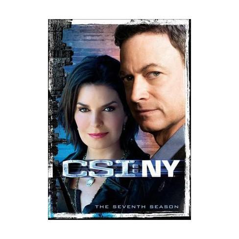 CSI: NY - The Seventh Season [6 Discs] - image 1 of 1