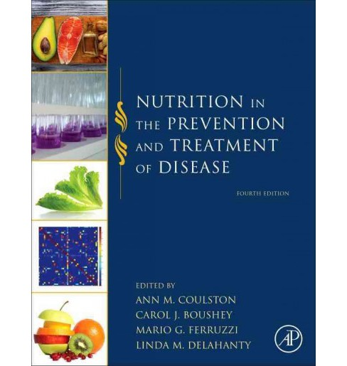 Nutrition in the Prevention and Treatment of Disease (Hardcover) - image 1 of 1