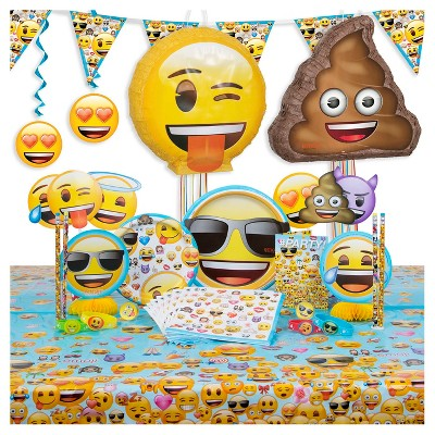 Emoji Party Supplies Collection Target