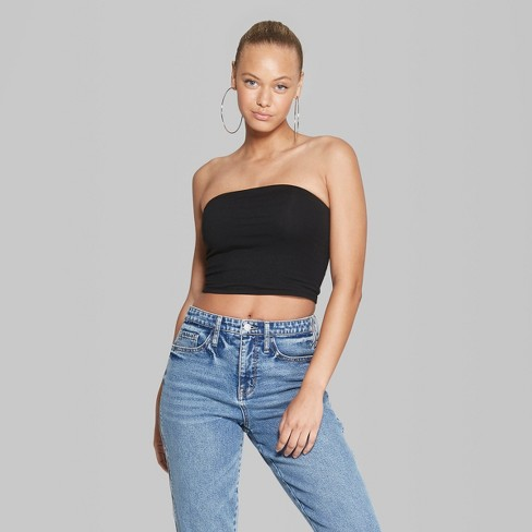 a065009dd Women's Tube Top - Wild Fable™ : Target