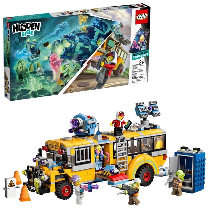 LEGO Hidden Side Paranormal Intercept Bus 3000 70423 - image 1 of 7