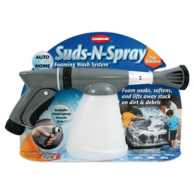 Carrand Suds N Spray Foaming Wash System Automotive Cleaning Kit