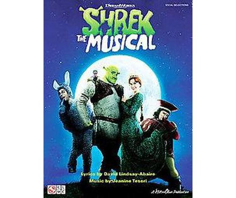 Shrek the Musical (Paperback) - image 1 of 1