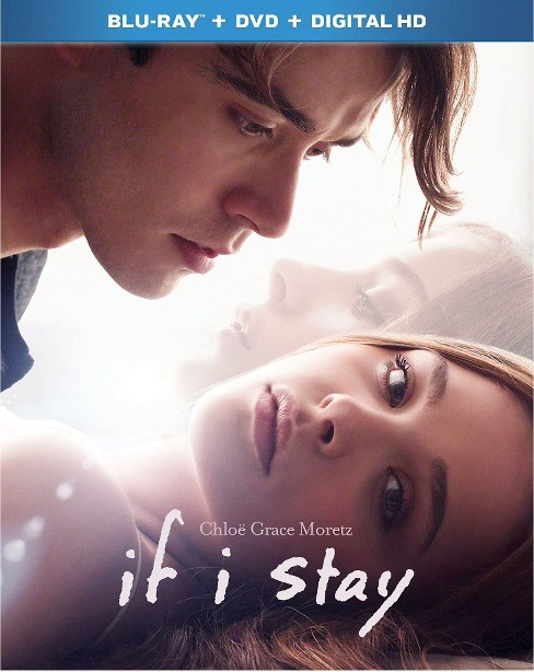 If I Stay (2 Discs) (Blu-ray/DVD) - image 1 of 1