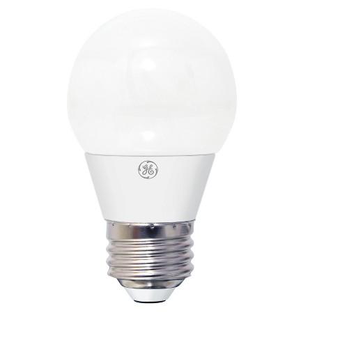 General Electric Led 60 Watt A15 Ceiling Fan Light Bulb 2pk Soft White